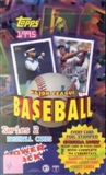 1995 Topps Series 2 Baseball 36 Pack Box