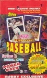 1995 Topps Series 1 Baseball Hobby Box