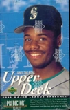 1995 Upper Deck Series 2 Baseball Retail Box
