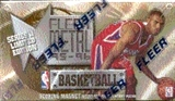 1995/96 Fleer Metal Series 2 Basketball Hobby Box