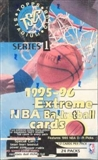 1995/96 Topps Stadium Club Series 1 Basketball 24 Pack Box