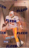 1995 Fleer Metal Football Hobby Box