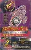 1995 Topps Stadium Club Series 2 Football Hobby Box