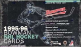 1995/96 Bowman Hockey Hobby Box