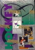 1995/96 Donruss Elite Hockey Hobby Box