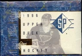 1995/96 Upper Deck SP Hockey Hobby Box