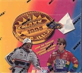 1995 J.R. Maxx Inc. Maxx Medallion Racing Hobby Box