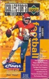 1995 Upper Deck Collector's Choice Football Hobby Box