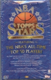 1996/97 Topps Stars Basketball Hobby Box