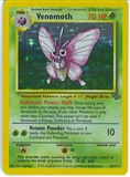 Pokemon Jungle Single Venomoth 13/64