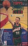 1996/97 Topps Stadium Club Series 1 Basketball 20-Pack Box