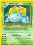 Pokemon Base Set 2 Single Venusaur 18/130