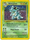 Pokemon Jungle Single Nidoqueen 7/64