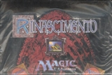Magic the Gathering Renaissance Booster Box - Italian Edition