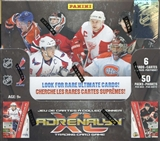 2010/11 Panini Adrenalyn XL Hockey Booster Box