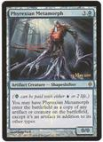 Magic the Gathering New Phyrexia Single Phyrexian Metamorph FOIL (Prerelease)