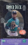 1996 Upper Deck Series 2 Baseball Hobby Box