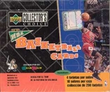 1996/97 Upper Deck Collector's Choice Spanish/English Basketball Box
