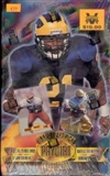 1996 Press Pass Draft Pick Pay Dirt Football Hobby Box