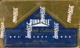1996/97 Pinnacle Zenith Hockey Hobby Box