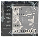 1996 Upper Deck SP Racing Hobby Box