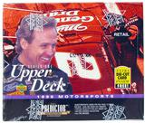 1996 Upper Deck Series 1 Racing 12-Pack Retail Box