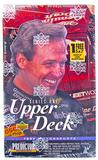 1996 Upper Deck Series 1 Racing Retail Box