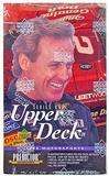 1996 Upper Deck Series 1 Racing Hobby Box