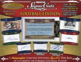2011 TriStar SignaCuts Football Hobby Box