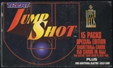 1993/94 Upper Deck Jump Shot Basketball Box