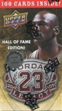2009/10 Upper Deck Jordan Legacy Hall of Fame Edition Factory Set (Box)