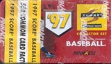1997 Score Baseball Factory Set Tin (box)