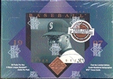 1997 Upper Deck SP Authentic Baseball Hobby Box