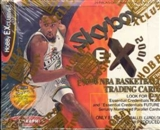1997/98 Fleer EX-2001 Basketball Hobby Box