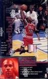 1997/98 Upper Deck Series 1 Basketball Hobby Box