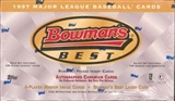 1997 Bowman's Best Baseball 24 Pack Box