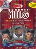 1997 Donruss Studio Football Hobby Box