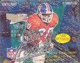 1997 Fleer Ultra Series 1 Football Prepriced Box
