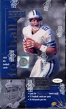 1997 Upper Deck Football Hobby 24 Pack Lot