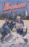 1997/98 Bowman CHL Prospects Hockey Hobby Box