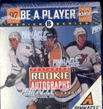 1997/98 Pinnacle Be A Player Series B Hockey Hobby Box