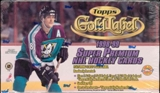 1998/99 Topps Gold Label Hockey Hobby Box