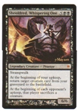 Magic the Gathering Promo Single Sheoldred, Whispering One Foil (Prerelease)