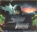 Starship Troopers Hobby Box (1997 InkWorks)