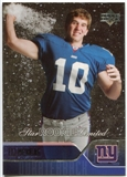 2004 Upper Deck #201 Eli Manning Rookie Card RC