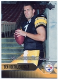 2004 Upper Deck #204 Ben Roethlisberger Rookie Card RC