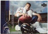 2004 Upper Deck #205 Philip Rivers Rookie Card RC