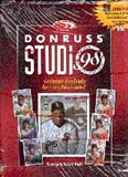 1998 Donruss Studio Baseball Hobby Box