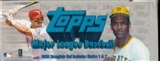 1998 Topps Baseball Retail Factory Set (White)