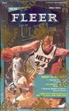 1998/99 Fleer Ultra Basketball Hobby Box